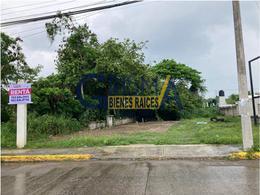 Foto Terreno en Renta en  La Calzada,  Tuxpan  TERRENO EN RENTA SOBRE BOULEVARD A LA PLAYA