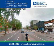 Foto Terreno en Venta en  Unión ,  Montevideo  Unión