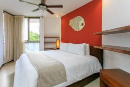 Foto Departamento en Renta en  Solidaridad ,  Quintana Roo  Nolita 203 2 habitaciones 5 Av. y C. 24