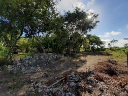 Foto Terreno en Venta en  Plan de Ayala Sur,  Mérida  Terreno en Venta, Merida, Plan de Ayala ¡Servicios de Luz y Agua potable a 50 metros!