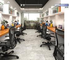 Foto Oficina en Venta en  Mérida ,  Yucatán  Oficinas en Venta en Edificio ARMORÄN al Norte de Mérida - Montebello