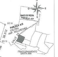 Foto Terreno en Venta en  Santa Isabel,  Kanasín  2 has. en Kanasín Sur, junto Frac. Santa Ana