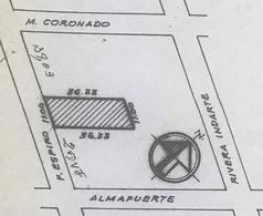 Foto Terreno en Venta en  Acassuso,  San Isidro  Fernández Espiro al 500