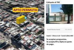 Foto Terreno en Venta en  Liniers ,  Capital Federal  Cafayate al 700