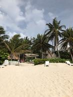 Foto Terreno en Venta en  Quintana Roo ,  Quintana Roo          Terreno en venta con frente de Playa Puerto Morelos
