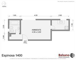 Foto Departamento en Venta en  Villa Crespo ,  Capital Federal  Espinosa al 1400
