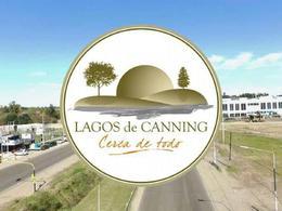 Foto Terreno en Venta en  Lagos de Canning,  Countries/B.Cerrado (E. Echeverría)  LOTE EN VENTA : CANNING : : LAGOS DE CANNING