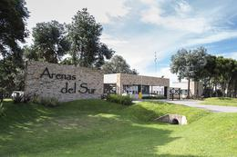 Foto Terreno en Venta en  Arenas del Sur,  Mar Del Plata  Av. Jorge Newbery y Bahía Thetis