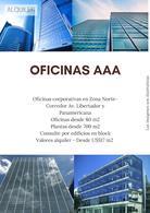 Foto thumbnail Oficina en Alquiler en  Florida,  Vicente López  Florida