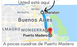Foto Departamento en Alquiler   Alquiler temporario en  Retiro,  Centro  Libertador al 100