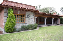 Foto Casa en Renta en  Club de Golf los Encinos,  Lerma  Casa Colonial Mexicana