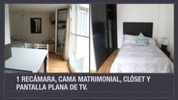 Foto Departamento en Renta en  Hipódromo Condesa,  Cuauhtémoc  DEPTO AMUEBLADO EN CONDESA CALLE CIENCIAS