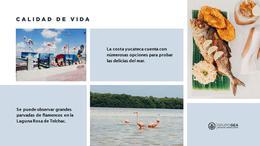 Foto Terreno en Venta en  Telchac Puerto ,  Yucatán  Playales Telchac Puerto Lotes en Privada Residencial - Club de Playa
