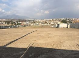 Foto Terreno en Renta en  San Jerónimo Caleras,  Puebla  Terreno en renta en San Jeronimo Caleras