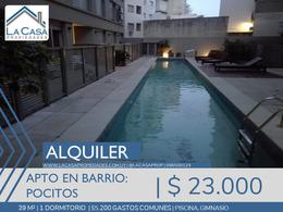 Foto Apartamento en Alquiler en  Pocitos ,  Montevideo  Av Brasil al 2700