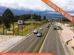 Foto Terreno en Venta en  Los Chillos,  Quito  TERRENO 2.867 m2, Uso múltiple, sector El Colibrí