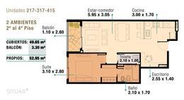 Foto thumbnail Oficina en Venta en  Flores ,  Capital Federal  Pavillon San Jose