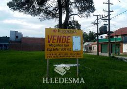 Foto thumbnail Terreno en Venta en  Villa Primera,  Mar Del Plata  AV CHAMPAGNAT Y 3 FEBRERO