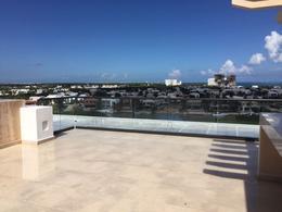Foto Departamento en Venta en  Fraccionamiento El Pedregal,  Banderilla  Departamento Penthouse Kaanali Puerto Cancun, 390M2, 3 Rec, Muelle Pri
