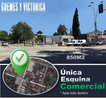 Foto Local en Alquiler en  Moreno ,  G.B.A. Zona Oeste   Esq. Comercial - Av. Victorica esq. Güemes - Lado norte