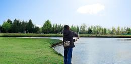 Foto Terreno en Venta en  El Principado,  Countries/B.Cerrado (San Vicente)  Lote a la laguna con financiación en barrio El Principado