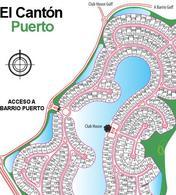 Foto Terreno en Venta en  El Canton - Puerto,  Countries/B.Cerrado (Escobar)  El Canton - Puertos - Lote a la laguna