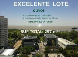 Foto Terreno en Venta en  Olivos-Vias/Rio,  Olivos  Bartolome Cruz al 2300