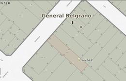 Foto Terreno en Venta en  General Belgrano,  General Belgrano  Calle 53 entre 130 y 132