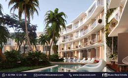 Thumbnail picture Apartment in Sale in  Tulum ,  Quintana Roo  NEW Condo Central Park Lagunas at Tulum | Blues Real | Code 644