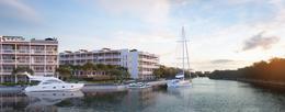 Foto Departamento en Venta en  Puerto Aventuras,  Solidaridad  Departamentos en Venta Blue House Marina Residences Puerto Aventuras