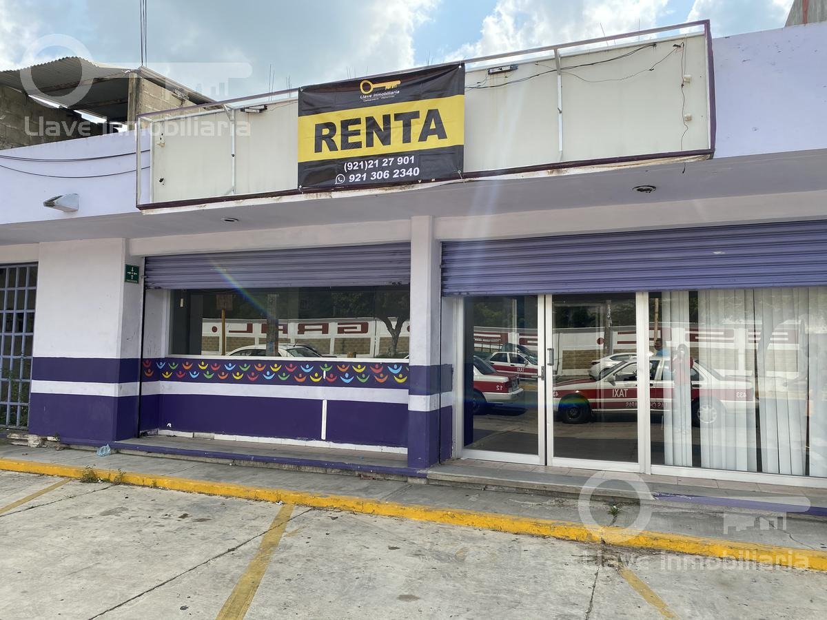 Foto Local en Renta en  Las Choapas ,  Veracruz  Local en Renta Sobre Boulevard Antonio M. Quirazco, Las Choapas, Ver.