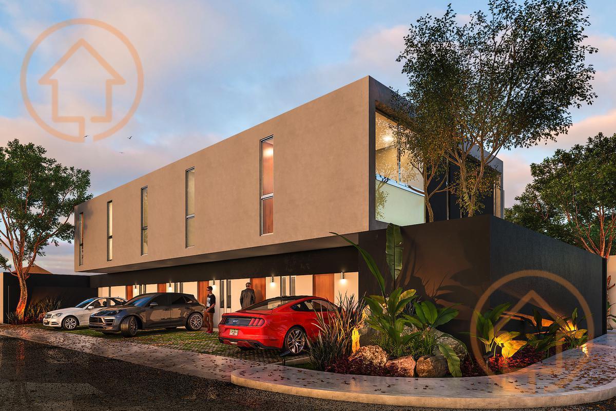 Foto Casa en Venta en  Fraccionamiento Montebello,  Mérida  MONTEBELLO TOW HOUSE