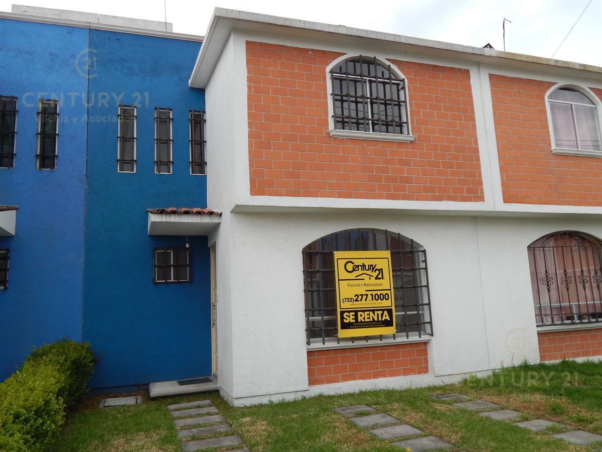 Foto Casa en condominio en Renta en  La Bomba,  Lerma  Bonita casa en Fraccionamiento el Porvenir II, Andres Soler