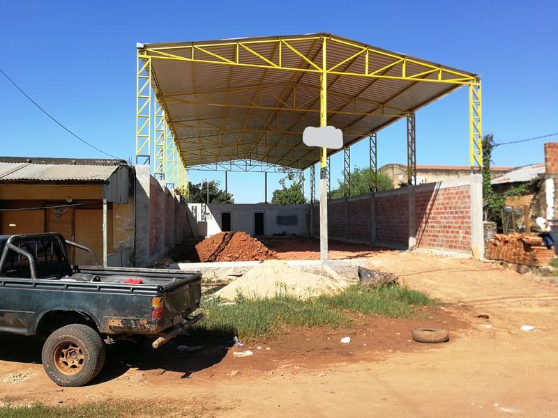 Foto Depósito en Venta en  Limpio ,  Central  Barrio El Portal De Limpio, Sobre Ruta Iii