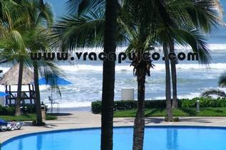 Foto Departamento en Renta | Renta temporal |  en  Fraccionamiento Mayan Island,  Acapulco de Juárez  Depto. 201  Peten, Condominio Mayan Island