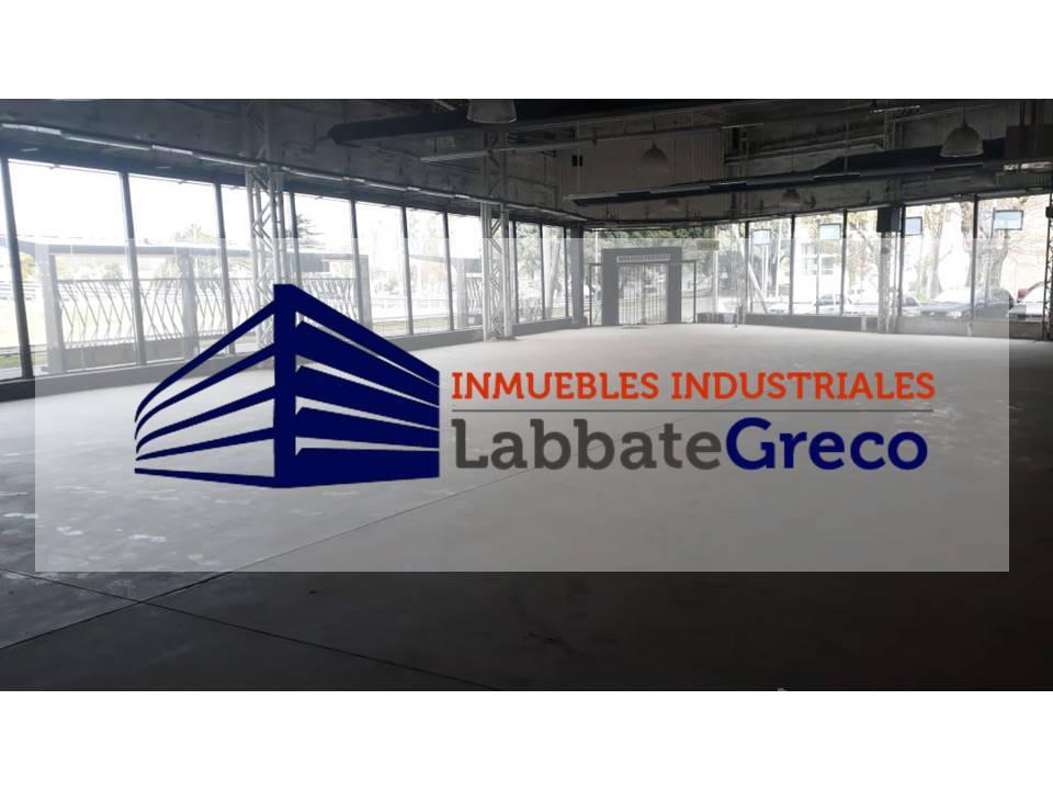 Foto Nave Industrial en Alquiler en  Villa Lynch,  General San Martin  Gral. Paz 3600
