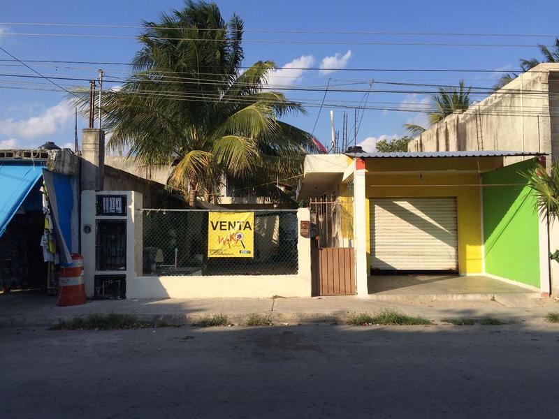 Foto Terreno en Venta en  Luis Donaldo Colosio,  Playa del Carmen  calle 54 entre 25 y 30