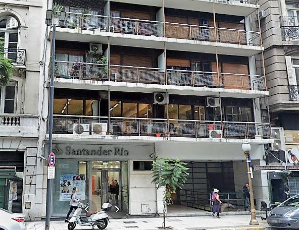 Foto Departamento en Alquiler en  Retiro,  Centro (Capital Federal)  Santa Fe al 800