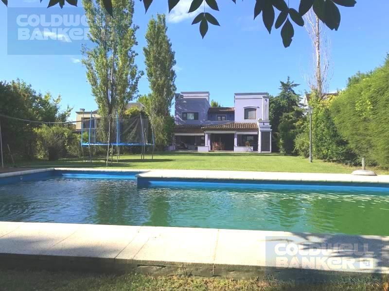 Foto Casa en Venta en  Santa Barbara,  Countries/B.Cerrado (Tigre)  Bancalari al 3900