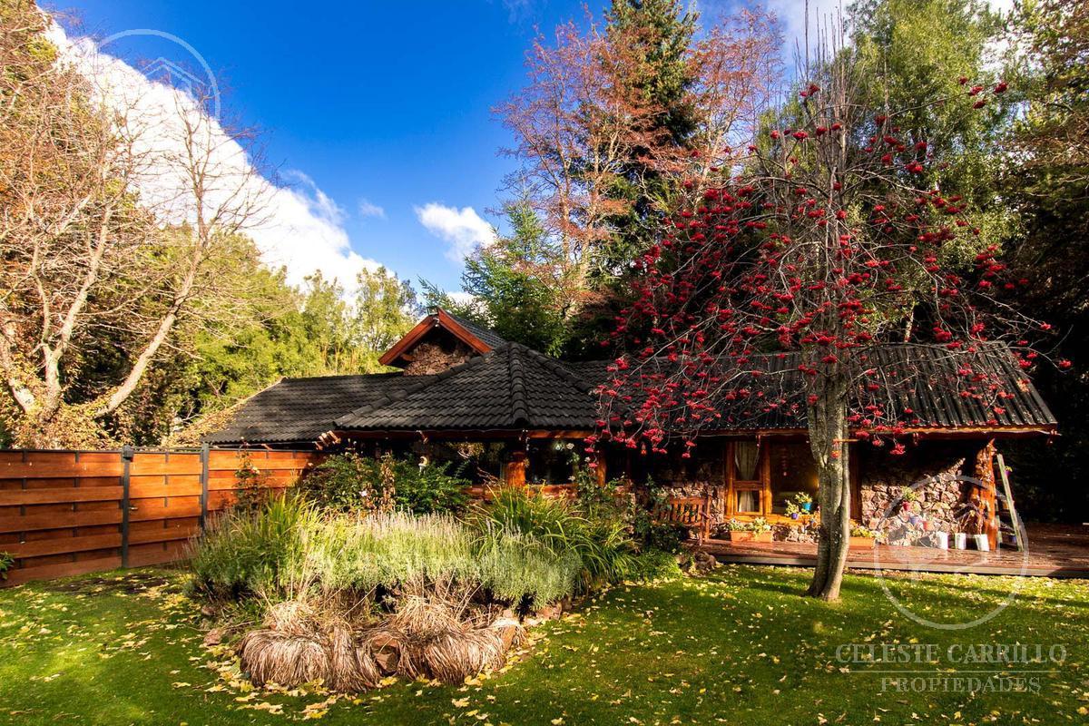 Foto Casa en Alquiler temporario en  Valle Escondido,  San Carlos De Bariloche  Bustillo km  16