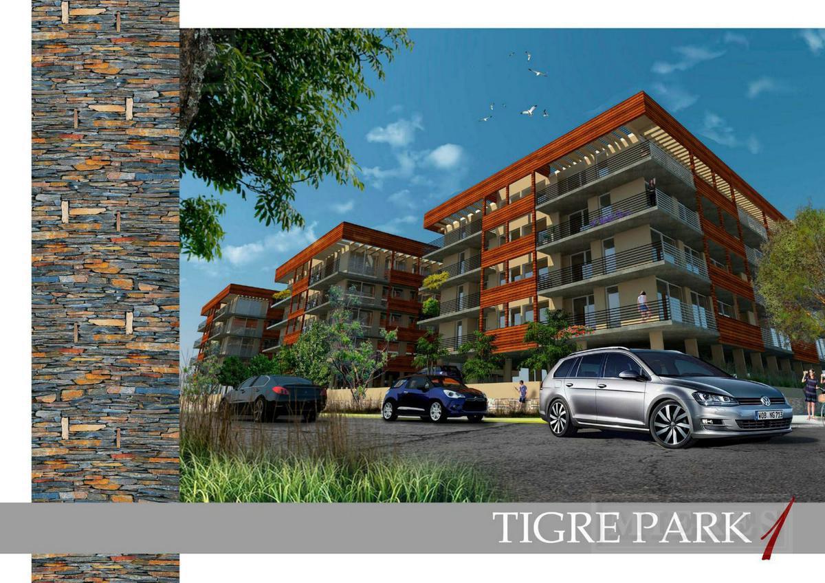 Tigre Park 1 - Departamento a estrenar en Tigre