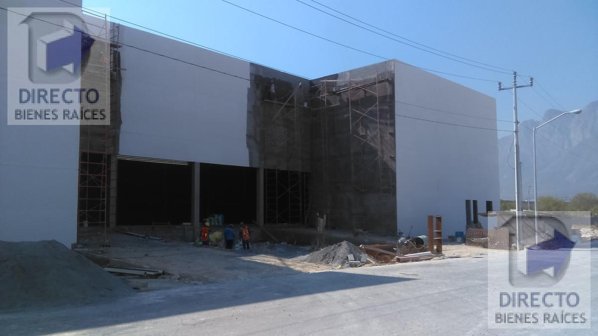 Foto Bodega Industrial en Renta en  Industrial Santa Catarina,  Santa Catarina  BODEGA EN RENTA DE SANTA CATARINA