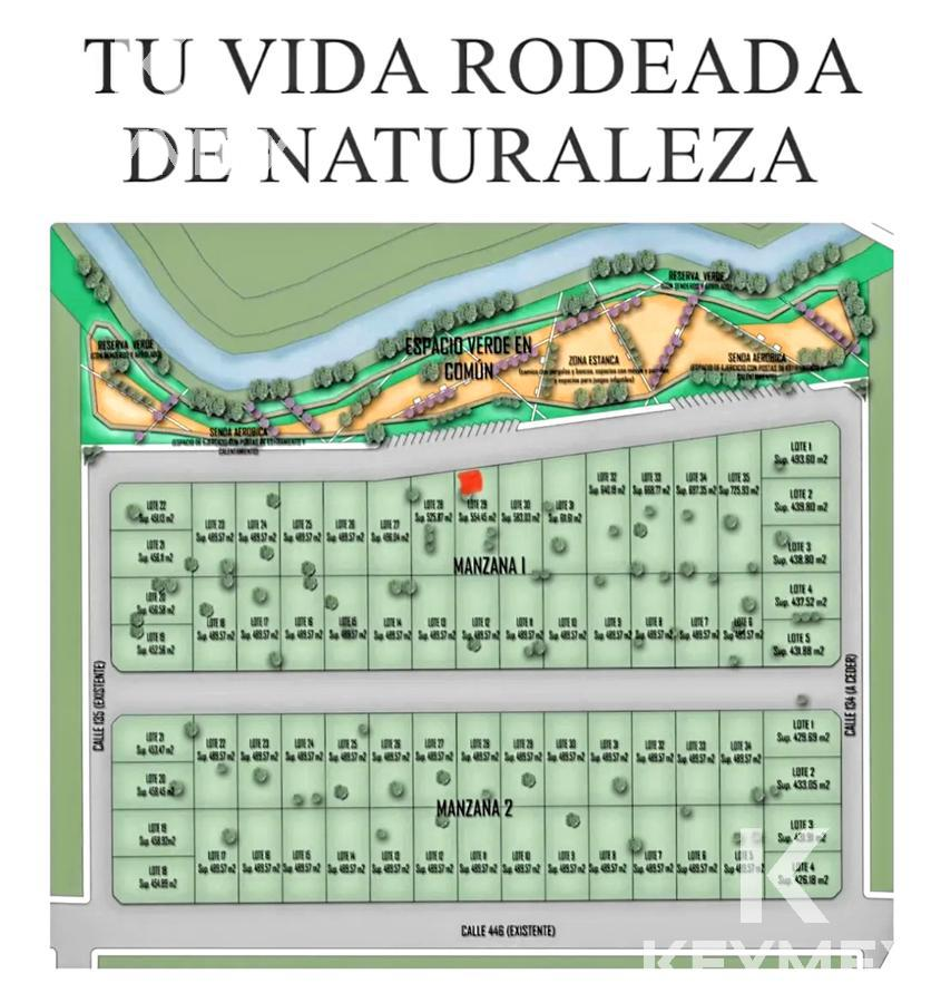 Foto Terreno en Venta en  City Bell,  La Plata  TERRENO VENTA EN INCREIBLE ZONA DE CITY BELL Calle 445 e/ 134 Y 135