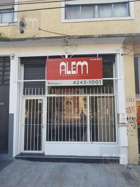 Foto Local en Alquiler | Venta en  Lomas De Zamora,  Lomas De Zamora  Av. Alsina al 1500