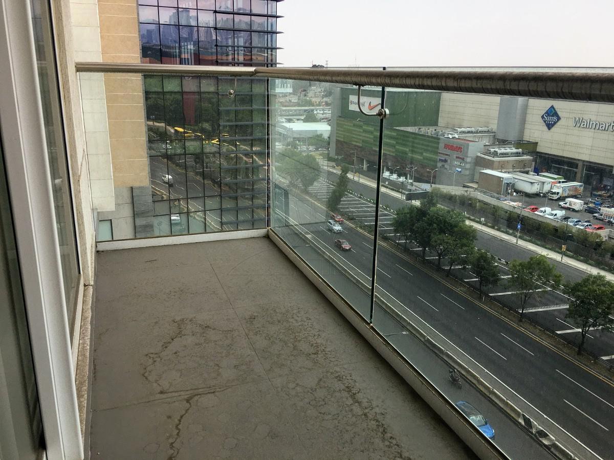 Foto Departamento en Renta en  Santa Fe,  Alvaro Obregón  The Point Santa Fe, departamento nuevo en venta o renta (GR)