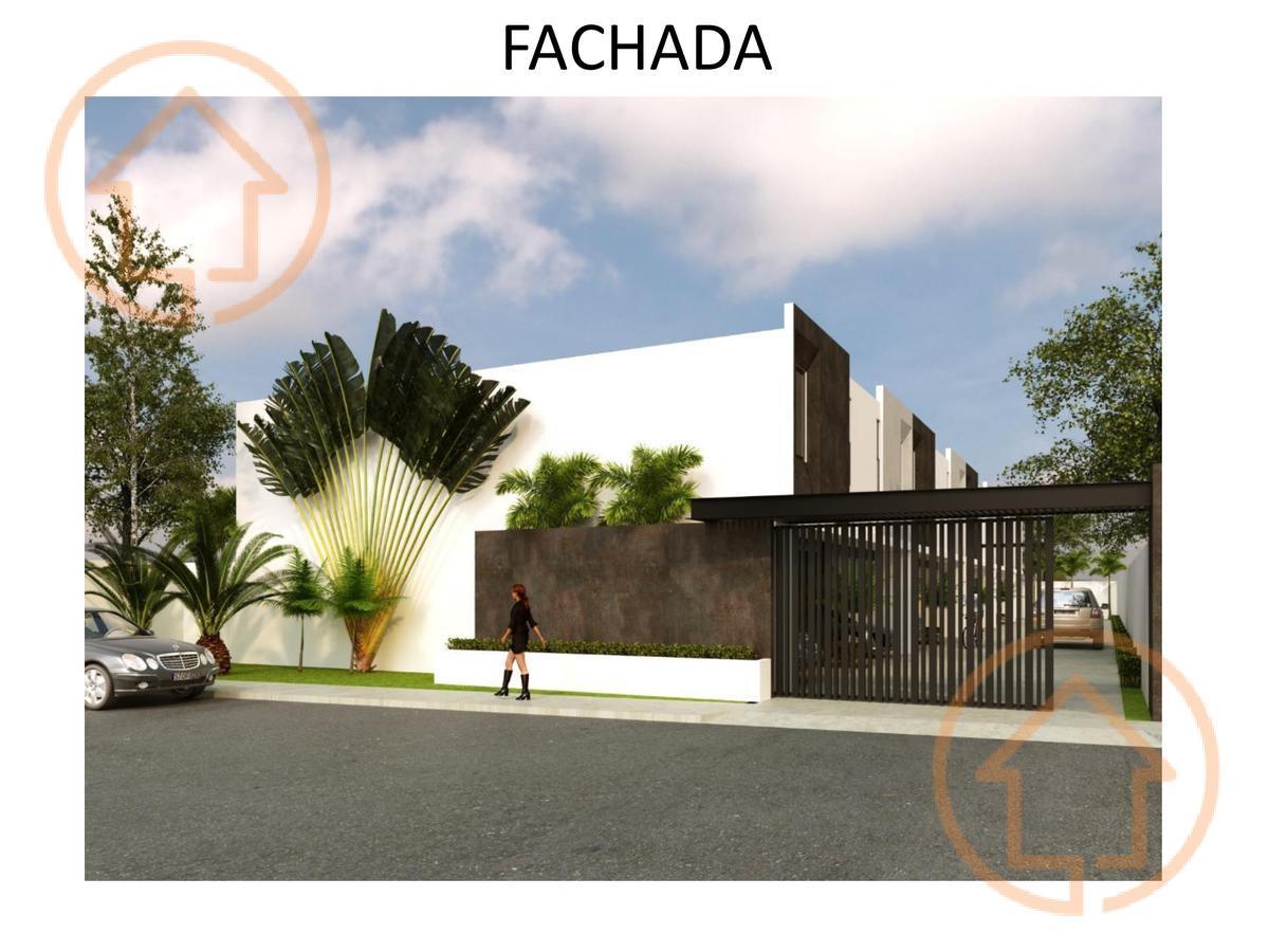 Foto Departamento en Venta en  Mérida ,  Yucatán  NID TOW HOUSE