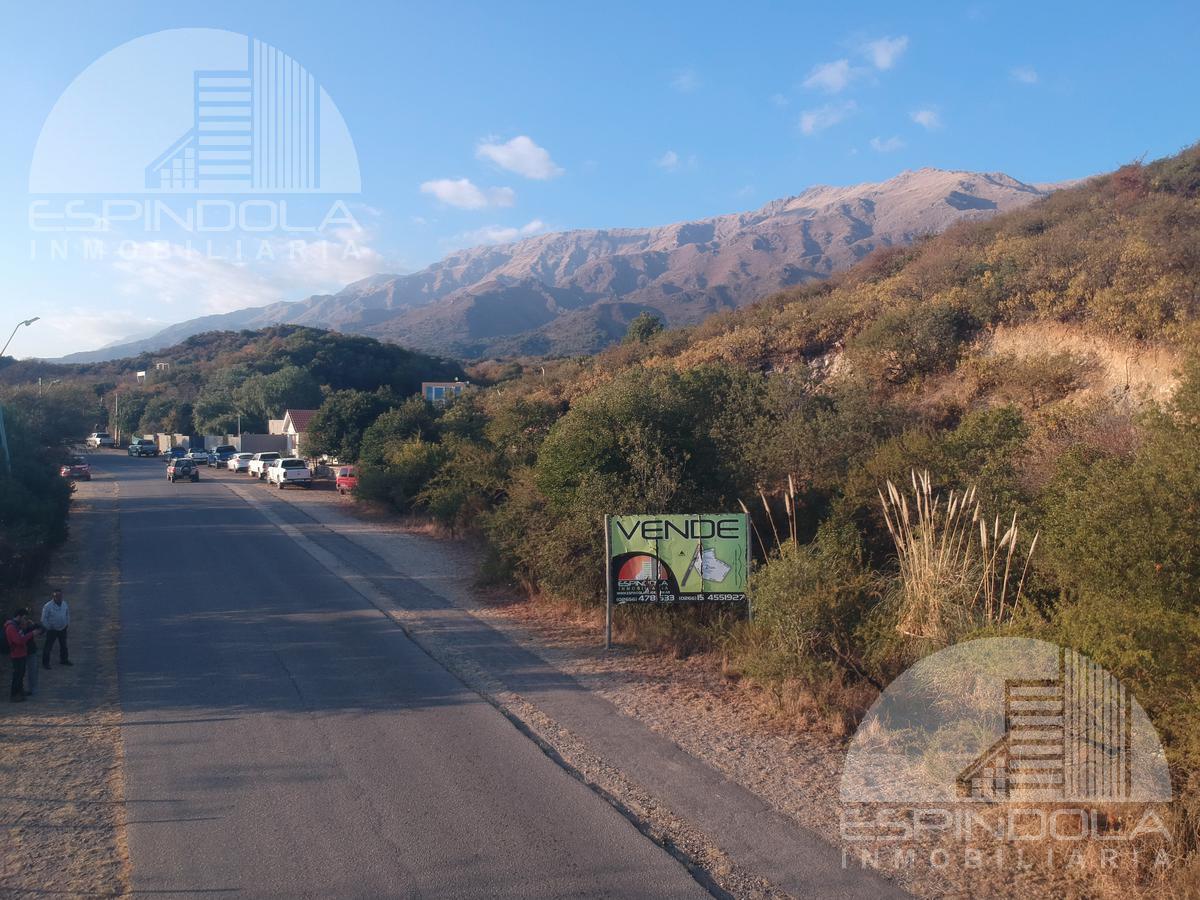 Foto Terreno en Venta en  Piedra Blanca Arriba,  Merlo   Av. Dos Venados- COMERCIAL- Circuito Turístico
