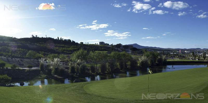Foto Departamento en Venta en  Club de Golf la Loma,  San Luis Potosí  Moderno Departamento de Lujo en Venta en Club de Golf La Loma SLP Torre Sonoma (2 Rec) A-EA17