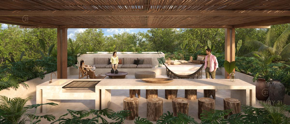 Bacalar Apartment for Sale scene image 0