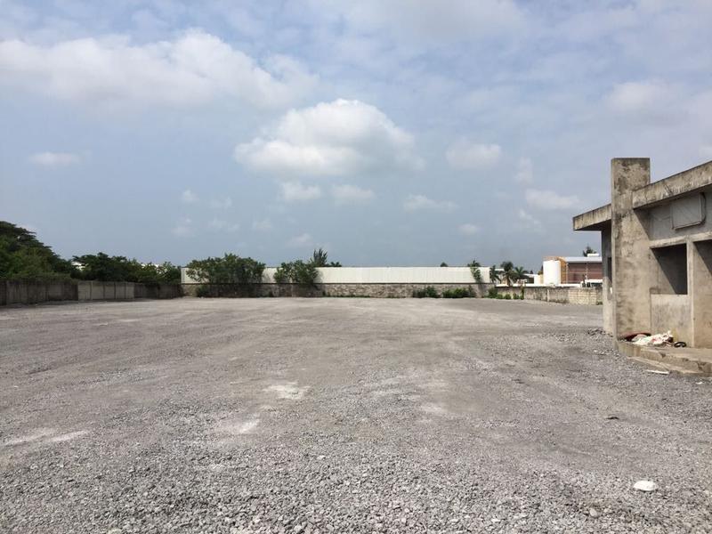 Foto Terreno en Renta en  Zona industrial Bruno Pagliai,  Veracruz  PATIO DE MANIOBRAS EN RENTA / BRUNO PAGLIAI
